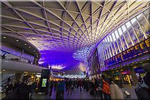 TQ3083 : King's Cross Station by Alice Batt
