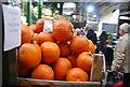 TQ3280 : Halloween Pumpkins, Borough Market by N Chadwick