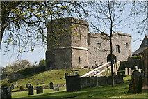 SM7525 : Porth-Y-Twr, Tower Gate, St David's Cathedral, The Pebbles by Jo Turner