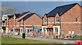 J3272 : New houses, The Village, Belfast - February 2015(3) by Albert Bridge