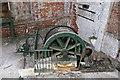 SE3900 : Hemingfield Colliery - winch by Chris Allen