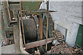 SE3900 : Hemingfield Colliery - winding engine by Chris Allen