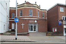 SX9292 : South Street Baptist Church Exeter by Road Engineer