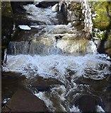 NN6408 : Bracklinn Falls, Callander by Jim Barton