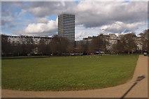 TQ2780 : Hyde Park Paths by Philip Jeffrey