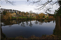 SD4964 : River Lune at Halton by Ian Taylor