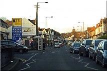 SP0990 : Slade Road heading north by Steve Daniels