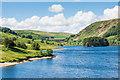 SN9067 : Pen-y-garreg Reservoir by Ian Capper