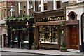 TQ2980 : Tasteful shop and pub fronts, Duke of York St by Chris Denny