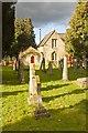 SU8346 : Cemetery lodge, Farnham by Julian Osley