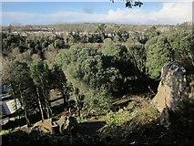 SX9065 : View from Chapel Hill Pleasure Grounds by Derek Harper