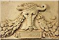 SP8822 : Sir Robert Dormer tomb - detail by Richard Croft