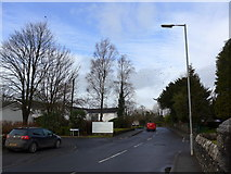 SD5095 : Road passing St Oswald, Burneside by Basher Eyre