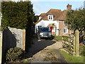 TR0050 : 1, Cosy Cottage, Church Lane by John Baker