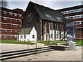 SJ8496 : Former Greenheys German Protestant Church (Stephen Joseph Studio) by David Dixon
