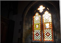 SD5095 : St Oswald, Burneside: stained glass window (C) by Basher Eyre