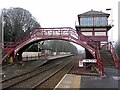 NY7063 : Haltwhistle Railway Station by Andrew Curtis