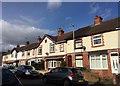 SJ8545 : Newcastle-under-Lyme: Hatrell Street by Jonathan Hutchins