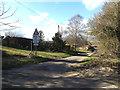 TM1176 : Mellis Road, Thrandeston by Geographer