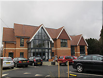 TQ2550 : St Mary's church centre, Reigate by Stephen Craven