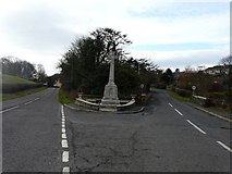 NX0054 : Portpatrick War Memorial by derek menzies
