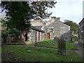 SD4491 : St Mary, Crosthwaite: churchyard (1) by Basher Eyre