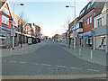 TM5593 : London Road North, the main shopping centre by Adrian S Pye
