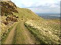 NS8598 : Track by Myreton Hill by William Starkey