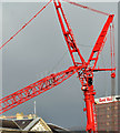 J3474 : Crane, Donegall Quay, Belfast - March 2015(3) by Albert Bridge