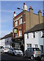 TQ3193 : The Dog and Duck, Winchmore Hill by Paul Bryan