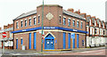 J3572 : The Ulster Bank, Woodstock Road, Belfast - March 2015(1) by Albert Bridge