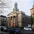 NS5766 : Former Kelvingrove Parish Church, Derby Street, Glasgow by Bill Harrison
