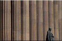 SJ3490 : Columns and Disraeli by Chris Denny