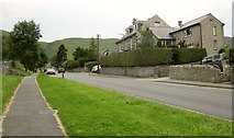 SK1482 : A6187 leaving Castleton by Derek Harper