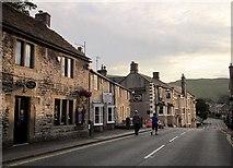 SK1482 : Cross Street, Castleton by Derek Harper