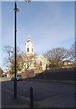 SO9496 : Church View by Gordon Griffiths