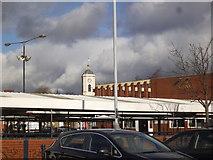 SO9496 : Market Scene by Gordon Griffiths