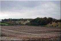 SK1409 : A38, Lichfield Bypass by N Chadwick