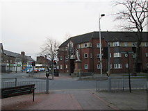 TA0827 : Junction  of  Boulevard  and  Hessle  Road by Martin Dawes