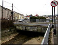 SN5903 : No left turn here from Water Street, Pontarddulais by Jaggery