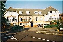 SZ1191 : Bournemouth: Balmoral Court, Boscombe by Jonathan Hutchins