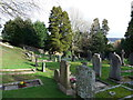 SD4180 : St Paul, Lindale: churchyard (i) by Basher Eyre