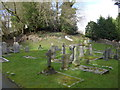 SD4180 : St Paul, Lindale: churchyard (xi) by Basher Eyre