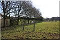 SU8366 : Footpath near Sutton Court Farm by Roger Templeman