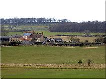 NZ2320 : Walworth Moor Farm by Oliver Dixon