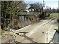 TM2160 : Ford through the River Deben to Fen Cottages by Adrian S Pye