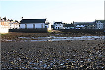 NX4736 : Isle of Whithorn harbour by Colin Kinnear