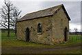NY4349 : Mortuary chapel, Wreay by Ian Taylor