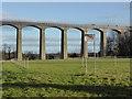 SJ2741 : Pontcysyllte aqueduct by Chris Allen