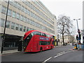 TQ2882 : Boris Bus on Great Portland Street by David Anstiss